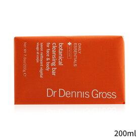 ドクターデニスグロス 洗顔フォーム Dr Dennis Gross 洗顔料 ボタニカルクレンジングバー 200ml レディース スキンケア 女性用 基礎化粧品 フェイス 人気 コスメ 化粧品 誕生日プレゼント ギフト