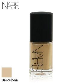NARS リキッドファンデーション ナーズ Sheer Glow Foundation - Barcelona (Medium 4) 30ml メイクアップ フェイス カバー力 人気 コスメ 化粧品 誕生日プレゼント ギフト