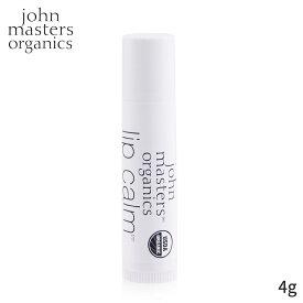 ジョンマスターオーガニック リップケア John Masters Organics リップカーム 4g レディース スキンケア 女性用 基礎化粧品 アイ・リップ 人気 コスメ 化粧品 誕生日プレゼント ギフト