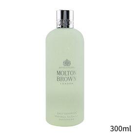 モルトンブラウン シャンプー Molton Brown Daily Shampoo with Black Tea Extract (All Hair Types) 300ml ヘアケア 人気 コスメ 化粧品 誕生日プレゼント ギフト