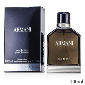 ジョルジオアルマーニ 香水 Giorgio Armani アルマーニ オー ド ニュイ EDT SP 100ml メンズ 男性用 フレグランス 人気 コスメ 化粧品 誕生日プレゼント 父の日 ギフト