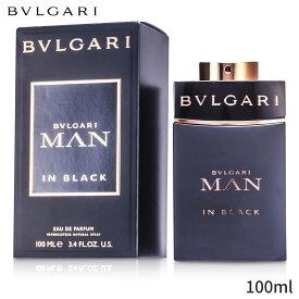 ブルガリ 香水 Bvlgari イン ブラック EDP SP 100ml メンズ 男性用 フレグランス 人気 コスメ 化粧品 誕生日プレゼント 父の日 ギフト