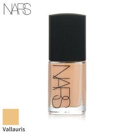 NARS リキッドファンデーション ナーズ シアー グロー ファンデーション - Vallauris (Medium 1.5) 30ml メイクアップ フェイス カバー力 人気 コスメ 化粧品 誕生日プレゼント ギフト