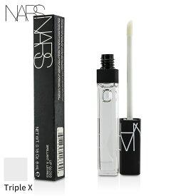 NARS リップグロス 口紅 ナーズ N (新パッケージ) - #Triple X 6ml メイクアップ リップ 落ちにくい 人気 コスメ 化粧品 誕生日プレゼント ギフト
