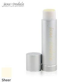 ジェーンアイルデール リップスティック Jane Iredale 口紅 リップクリーム SPF15 PA++ - Sheer 4g メイクアップ リップ 落ちにくい 人気 コスメ 化粧品 誕生日プレゼント ギフト