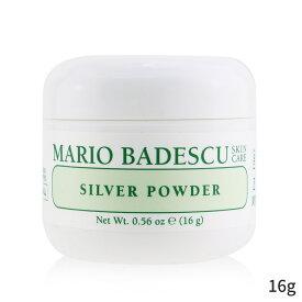 マリオバデスク 洗顔パウダー Mario Badescu 洗顔料 Silver Powder - For All Skin Types 16g レディース スキンケア 女性用 基礎化粧品 フェイス 人気 コスメ 化粧品 誕生日プレゼント ギフト