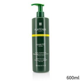 ルネフルトレール シャンプー Rene Furterer Karite Hydra Hydrating Shine Shampoo (Dry Hair) 600ml ヘアケア 人気 コスメ 化粧品 誕生日プレゼント ギフト