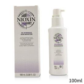 ナイオキシン トリートメント Nioxin 3D インテンシブ ヘア ブースター (Cuticle Protection Treatment For Areas Of Progressed Thinning Hair) 100ml ヘアケア 人気 コスメ 化粧品 誕生日プレゼント ギフト