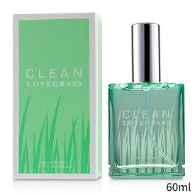 クリーン 香水 Clean ラブグラス EDP SP 60ml メンズ 男性用 フレグランス 人気 コスメ 化粧品 誕生日プレゼント 父の日 ギフト