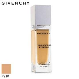 ジバンシィ リキッドファンデーション Givenchy テント クチュール エバーウェア 24H ウェア & コンフォート ファンデーション SPF 20 - # P210 30ml メイクアップ フェイス カバー力 人気 コスメ 化粧品 誕生日プレゼント ギフト