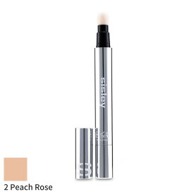 シスレー ブロンザー&ハイライター Sisley フェイスカラー インスタント イルミネーター ペン - #2 Peach Rose 2.5ml メイクアップ フェイス 人気 コスメ 化粧品 誕生日プレゼント ギフト