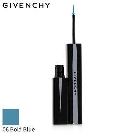 ジバンシィ アイライナー Givenchy フェノメン'アイ ブラシ チップ - # 06 Bold Blue 3ml メイクアップ アイ 人気 コスメ 化粧品 誕生日プレゼント ギフト