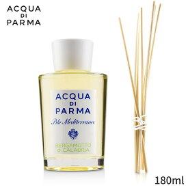 アクアディパルマ アロマディフューザー Acqua Di Parma 可愛い おしゃれ ディフューザー - Bergamotto Calabria 180ml ホームフレグランス 人気 コスメ 化粧品 誕生日プレゼント ギフト