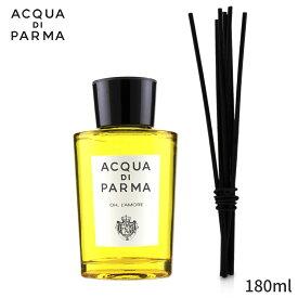 アクアディパルマ アロマディフューザー Acqua Di Parma 可愛い おしゃれ ディフューザー - Oh L'Amore 180ml ホームフレグランス 人気 コスメ 化粧品 誕生日プレゼント ギフト