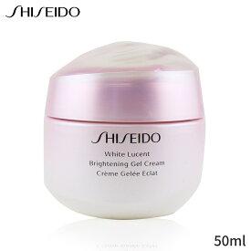 資生堂 保湿・トリートメント Shiseido ホワイトルーセント ブライトニング ジェル クリーム 50ml レディース スキンケア 女性用 基礎化粧品 フェイス 人気 コスメ 化粧品 誕生日プレゼント ギフト