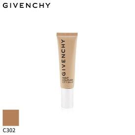 ジバンシィ リキッドファンデーション Givenchy テイント クチュール シティ バーム ラディエント パーフェク スキン ティント SPF 25 (24h ウェア モイスチャライザー) - # C302 30ml メイクアップ フェイス カバー力 人気 コスメ 化粧品 誕生日プレゼント ギフト