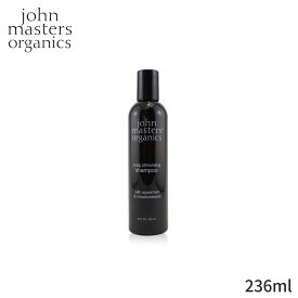 ジョンマスターオーガニック シャンプー John Masters Organics S&MスキャルプシャンプーN(スペアミント&メドウスイート) 236ml ヘアケア 人気 コスメ 化粧品 誕生日プレゼント ギフト