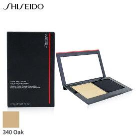 資生堂 パウダーファンデーション Shiseido シンクロ スキン セルフ リフレッシング クッション カスタム フィニッシュ パウダー ファンデーション- # 340 オーク 9g メイクアップ フェイス カバー力 人気 コスメ 化粧品 誕生日プレゼント ギフト