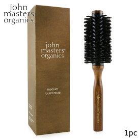 ジョンマスターオーガニック ヘアブラシ John Masters Organics くし Medium Round Brush 1pc ヘアケア アクセサリー 人気 コスメ 化粧品 誕生日プレゼント ギフト