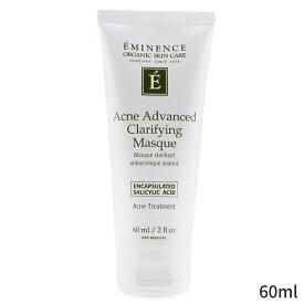 エミネンス マスク・パック Eminence シートマスク フェイスパック Acne Advanced Clarifying Masque 60ml スキンケア 基礎化粧品 フェイス コスメ 化粧品 母の日 プレゼント ギフト