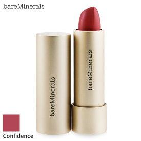 ベアミネラル リップスティック BareMinerals 口紅 Mineralist Hydra Smoothing Lipstick - # Confidence 3.6g メイクアップ リップ 落ちにくい 人気 コスメ 化粧品 誕生日プレゼント ギフト
