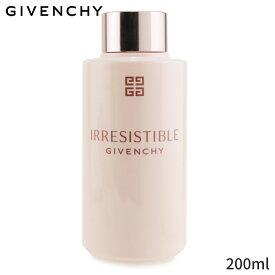 ジバンシィ ボディローション Givenchy Irresistible Hydrating Body Lotion 200ml レディース 女性用 ボディケア いい香り 人気 コスメ 化粧品 誕生日プレゼント ギフト