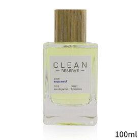 クリーン 香水 Clean Reserve Acqua Neroli Eau De Parfum Spray 100ml レディース 女性用 フレグランス 人気 コスメ 化粧品 誕生日プレゼント ギフト