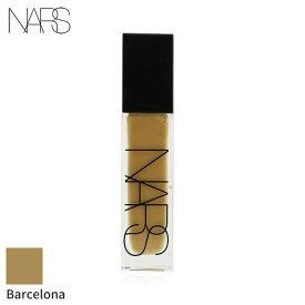 NARS パウダーファンデーション ナーズ Natural Radiant Longwear Foundation - # Barcelona (Medium 4 For Medium To Medium-Deep Skin With Subtle Peach Undertones) 30ml メイクアップ フェイス カバー力 人気 コスメ 化粧品 誕生日プレゼント ギフト