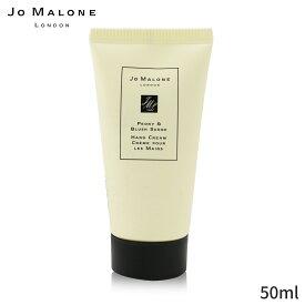 ジョーマローン ハンドクリーム Jo Malone Peony & Blush Suede Hand Cream 50ml レディース 女性用 ボディケア 手荒れ 人気 コスメ 化粧品 誕生日プレゼント ギフト