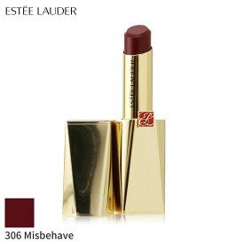 エスティローダー リップスティック Estee Lauder 口紅 ピュア カラー デザイア ルージュ エクセス - # 306 Misbehave (Creme) 3.1g メイクアップ リップ 落ちにくい 人気 コスメ 化粧品 誕生日プレゼント ギフト