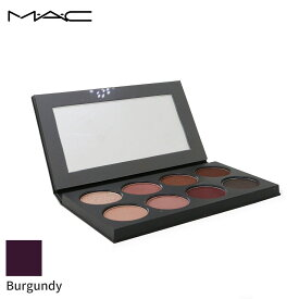 MAC セット&コフレ ギフトセット マック Travel Exclusive Eyeshadow Palette (8x Eyeshadow) - # Burgundy 11.6g メイクアップ メイクアップセット おしゃれ 人気 コスメ 化粧品 誕生日プレゼント ギフト