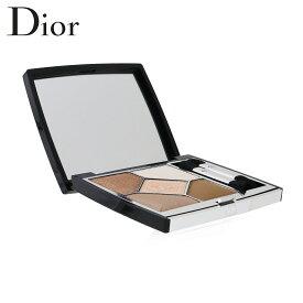クリスチャンディオール アイシャドウ Christian Dior アイカラー 5 Couleurs Couture Long Wear Creamy Powder Eyeshadow Palette - # 649 Nude Dress 7g メイクアップ アイ 人気 コスメ 化粧品 誕生日プレゼント ギフト