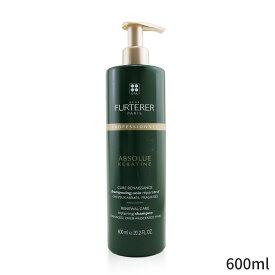 ルネフルトレール シャンプー Rene Furterer Absolue Keratine Renewal Care Repairing Shampoo - Damaged, Over-Processed Hair (Salon Product) 600ml ヘアケア 人気 コスメ 化粧品 誕生日プレゼント ギフト