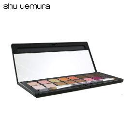シュウウエムラ セット&コフレ Shu Uemura ギフトセット Shu:Palette (16x Pressed Eye Shadow) - Burnt Nudes 16x1.4g メイクアップ メイクアップセット おしゃれ 人気 コスメ 化粧品 誕生日プレゼント ギフト