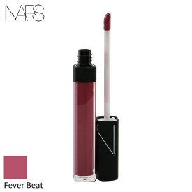 NARS リップグロス 口紅 ナーズ N (新パッケージ) - #Fever Beat 6ml メイクアップ リップ 落ちにくい 人気 コスメ 化粧品 誕生日プレゼント ギフト