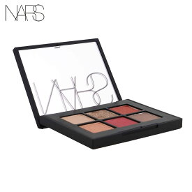 NARS アイシャドウ アイカラー ナーズ Voyageur Eyeshadow Palette (6x Eyeshadow) - Hibiscus 6x0.6g メイクアップ アイ 人気 コスメ 化粧品 誕生日プレゼント ギフト