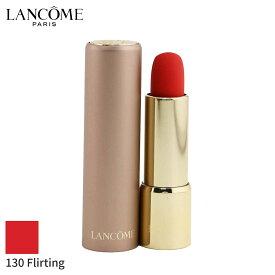 ランコム リップスティック Lancome 口紅 L'Absolu Rouge Intimatte Matte Veil Lipstick - # 130 Not Flirting 3.4g メイクアップ リップ 落ちにくい 人気 コスメ 化粧品 誕生日プレゼント ギフト
