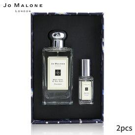 ジョーマローン セット&コフレ Jo Malone ギフトセット Wood Sage & Sea Salt Cologne Duo Coffret: Spray 100ml/3.4oz + 9ml/0.3oz 2pcs レディース 女性用 お試し フレグランスセット おしゃれ 人気 コスメ 化粧品 誕生日プレゼント