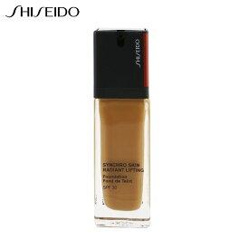 資生堂 リキッドファンデーション Shiseido Synchro Skin Radiant Lifting Foundation SPF 30 - # 430 Cedar 30ml メイクアップ フェイス カバー力 人気 コスメ 化粧品 誕生日プレゼント ギフト