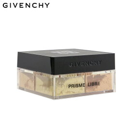 ジバンシィ パウダーファンデーション Givenchy Prisme Libre Mat Finish & Enhanced Radiance Loose Powder 4 In 1 Harmony - # 5 Popeline Mimosa 4x3g メイクアップ フェイス カバー力 人気 コスメ 化粧品 誕生日プレゼント ギフト