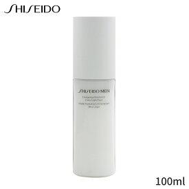 資生堂 保湿・トリートメント Shiseido Men Energizing Moisturizer Extra Light Fluid 100ml メンズ スキンケア 男性用 基礎化粧品 フェイス 人気 コスメ 化粧品 誕生日プレゼント 父の日 ギフト