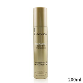ランザ トリートメント Lanza Healing Blonde Professional Boost Pre-Treatment 200ml ヘアケア 人気 コスメ 化粧品 誕生日プレゼント ギフト