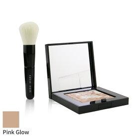 ボビイブラウン セット&コフレ Bobbi Brown ギフトセット Highlighting Powder Set (1x + 1x Mini Face Brush) - #Pink Glow 2pcs メイクアップ メイクアップセット おしゃれ 人気 コスメ 化粧品 誕生日プレゼント ギフト