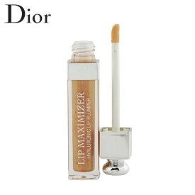 クリスチャンディオール リップグロス Christian Dior 口紅 ディオール アディクト リップ マキシマイザー (ヒアルロニック プランパー) - # 105 Copper Gold 6ml メイクアップ 落ちにくい 人気 コスメ 化粧品 誕生日プレゼント ギフト