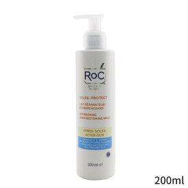 ロック UVケア(ボディ用) ROC 日焼け止め Soleil-Protect Refreshing Skin Restoring Milk (After-Sun) 200ml レディース スキンケア 女性用 基礎化粧品 UVケア 人気 コスメ 化粧品 誕生日プレゼント ギフト