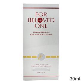 ForBelovedOne 美容液 For Beloved One Flawless Brightening - Ethyl Ascorbic Acid Essence 30ml レディース スキンケア 女性用 基礎化粧品 フェイス シワ シミ 人気 コスメ 化粧品 誕生日プレゼント ギフト