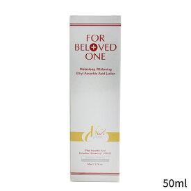 ForBelovedOne 保湿・トリートメント For Beloved One Melasleep Whitening - Ethyl Ascorbic Acid Lotion 50ml レディース スキンケア 女性用 基礎化粧品 フェイス 人気 コスメ 化粧品 誕生日プレゼント ギフト