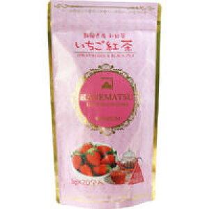 いちご紅茶ティーバッグ 3g×20包入【フルーツフレーバーティー 静岡県産 和紅茶】