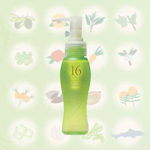 【ゆうパケット等で送料無料3】ハホニコ 十六油(ジュウロクユ)  60ml