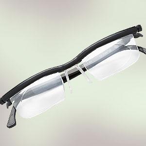 アドレンズ スペアペア ブラック ※度数調整できるメガネ紛失時などの緊急用メガネ